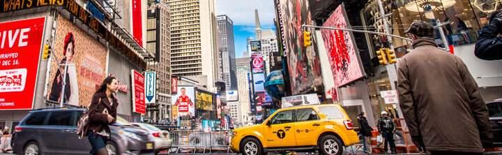 Günstige New York City Frühbucherangebote