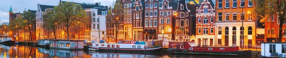 Die beliebtesten Hotel Angebote in der Niederlande