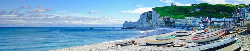 Normandie Urlaub