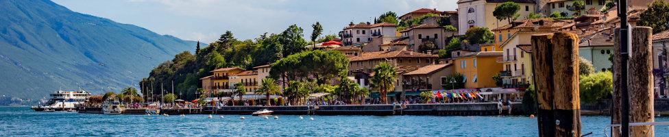 Urlaub an den Oberitalienischen Seen