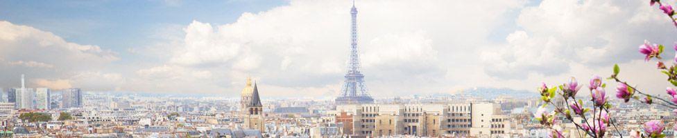 Paris Urlaub