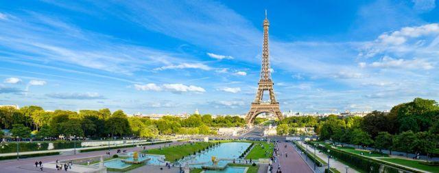 Paris Urlaub - Eifelturm