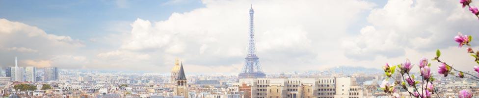 Ihr Flug nach Paris mit 5vorFlug