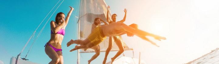 Partyurlaub Griechische Inseln