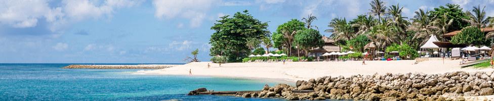 Pauschalreise Bali