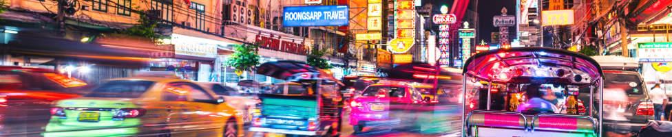 Paschalreise Bangkok