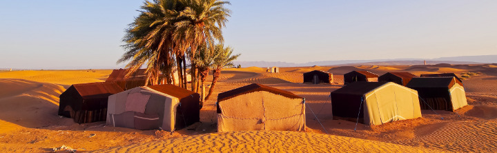 Top-Reiseziele in Marokko!