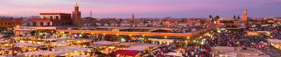Pauschalreise Marrakesch