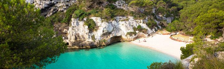 Menorca Pauschalreisen für jedes Budget, inkl. Flug!