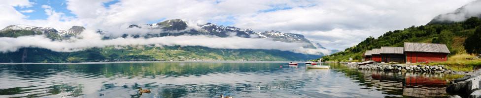Pauschalreise Norwegen