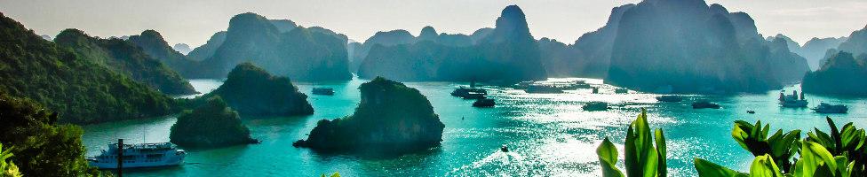 Pauschalreise Vietnam
