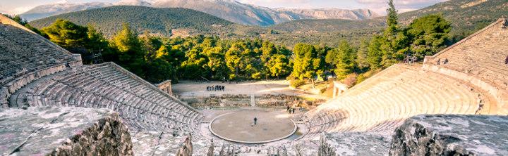 Pauschalreise Peloponnes