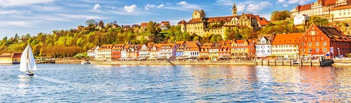 Pfingstferien Bodensee