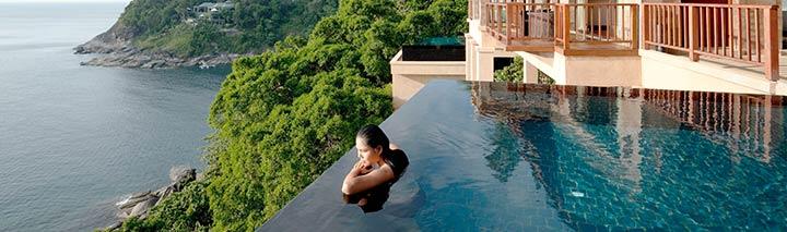 Paresa Resort, Thailand