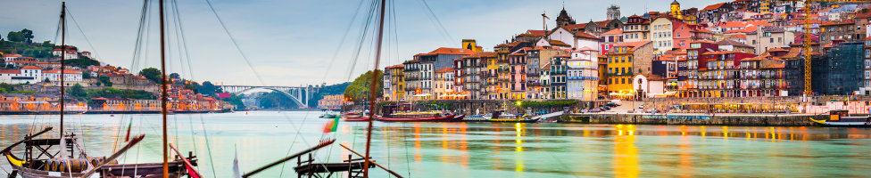 Städtereise Porto