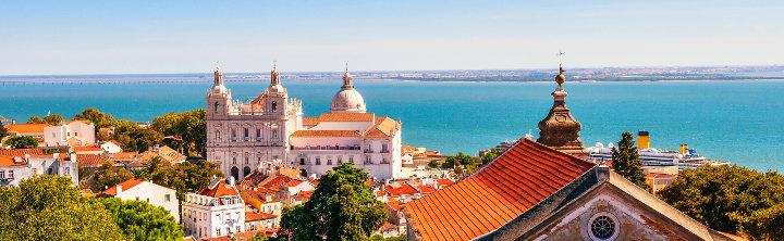Lissabon Urlaub Städtereise
