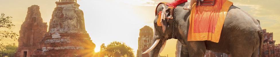 Die beste Reisezeit für Thailand erfahren Sie hier bei 5vorflug.de!