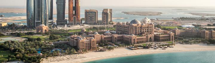 Resturlaub Abu Dhabi