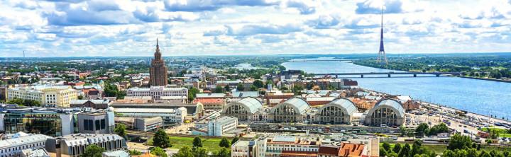 Riga Städtereisen (Hotel + Flug) für jedes Budget