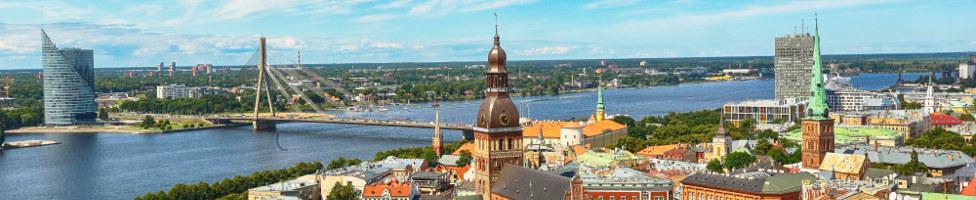 Städtereise Riga