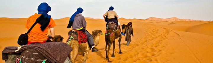 Rundreisen in Marokko