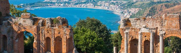Rundreisen Sizilien