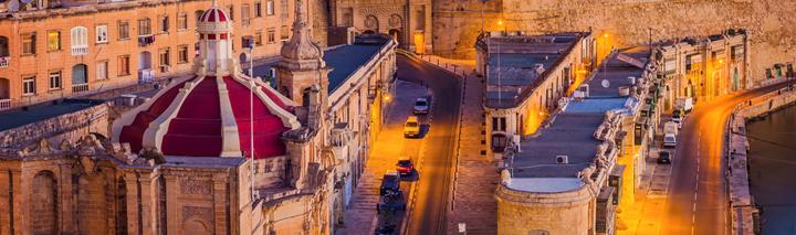 Rundreisen Malta Hotel