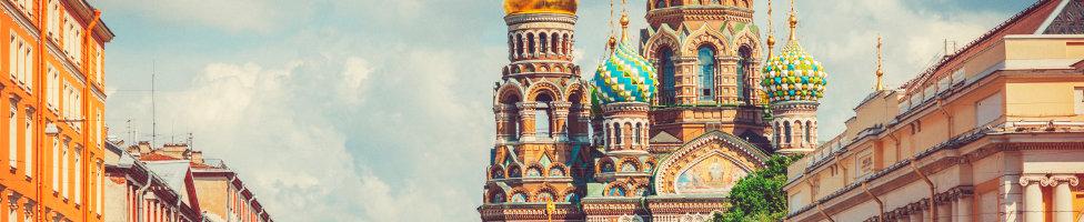 Russland Urlaub