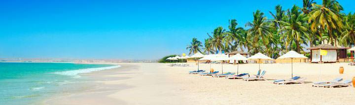 Salalah Strandurlaub