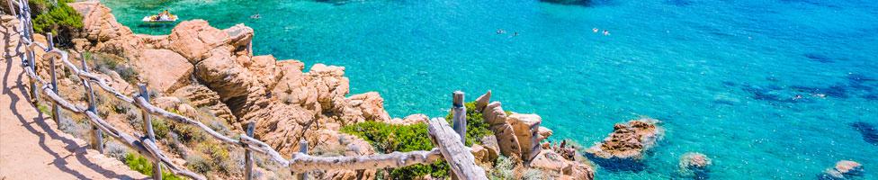 Luxushotel Sardinien