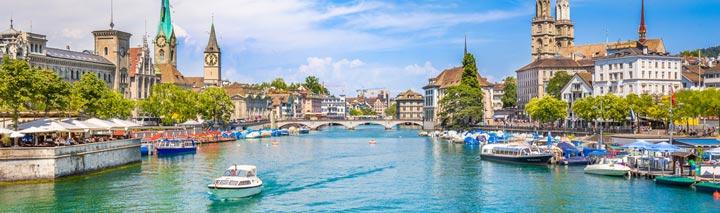 Endlich wieder Urlaub in der Schweiz