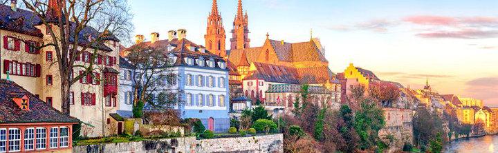 Die schönsten Städte der Schweiz (inkl. Flug)