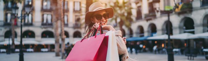 Top-Shoppingziele für Ihren Pauschalurlaub
