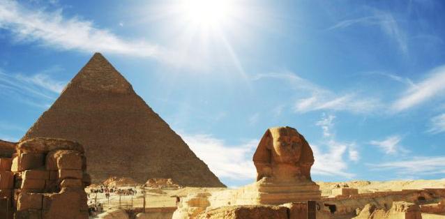 Die beste Reisezeit für Ägypten erfahren Sie hier bei 5vorflug.de!