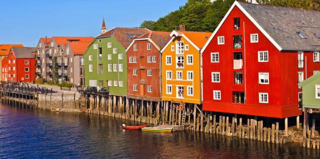 Die beste Reisezeit für Norwegen erfahren Sie hier bei 5vorflug.de!