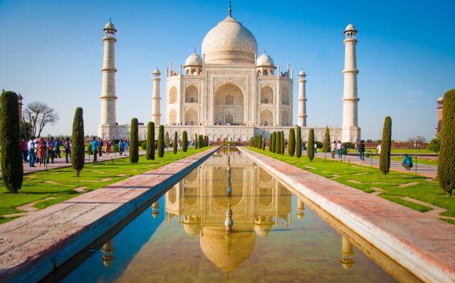 Die beste Reisezeit für Indien erfahren Sie hier bei 5vorflug.de!
