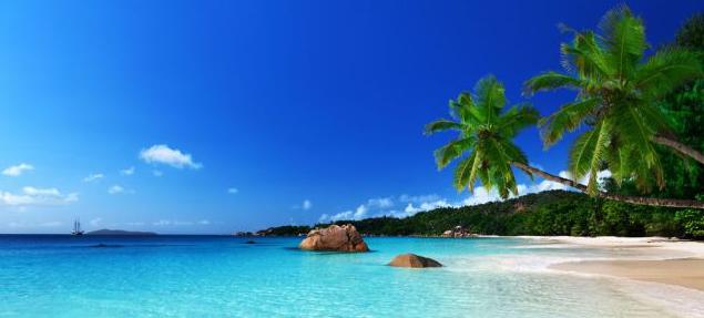 Die beste Reisezeit für die Seychellen erfahren Sie hier bei 5vorflug.de!