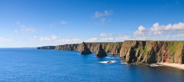 Die beste Reisezeit für Schottland erfahren Sie hier bei 5vorflug.de!
