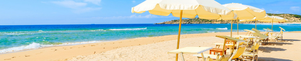 Strandurlaub Sizilien