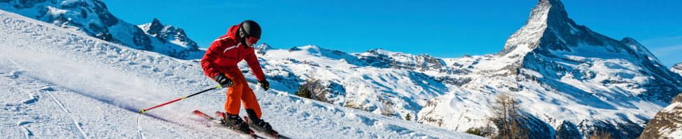 Buchen Sie Ihren Skiurlaub bei Europas Nr. 1!