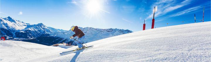 Skiurlaub buchen