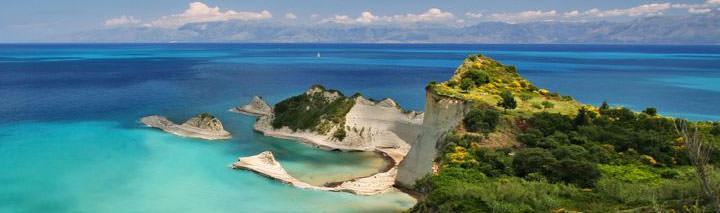 Sommerurlaub Korfu