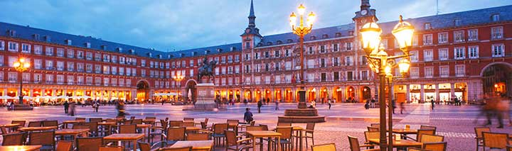 Beliebte Hotels in Madrid
