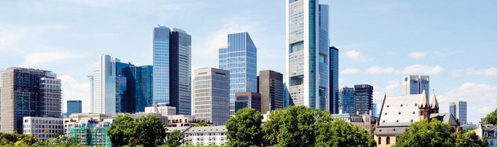 Städtereise Frankfurt am Main