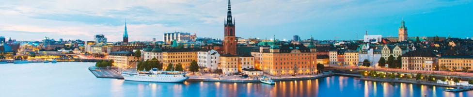 Stockholm Städtereisen zu Schnäppchenpreisen!