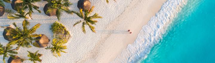 Strandurlaub Tansania