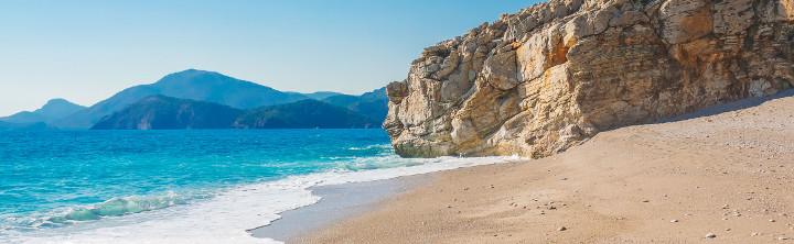 Strandurlaub Türkei