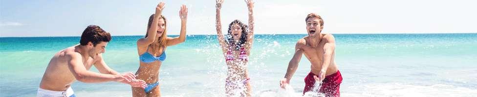 Strandurlaub Zrce Beach