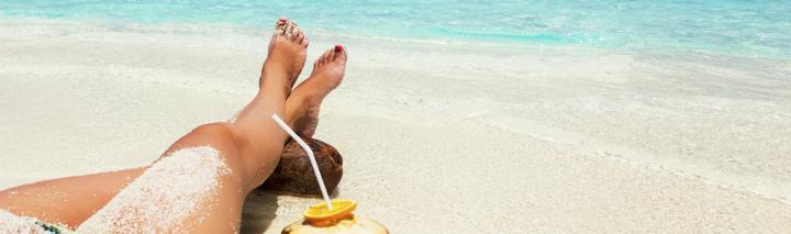 Strandurlaub Samos
