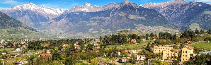 Die beliebtesten Urlaubsregionen in Südtirol